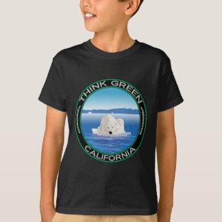 Green Polar California T-Shirt