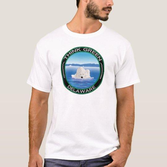 Green Polar Delaware T-Shirt