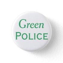 Green Police Button