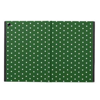 Green Polkadot iPad Air Case