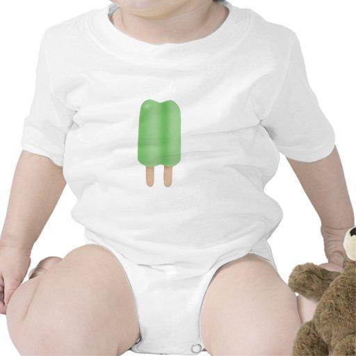 Green Pop Ice Tee Shirt