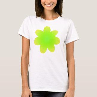 Green Power Flower T-Shirt