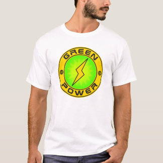 Green Power III T-Shirt