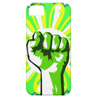 Green Power iPhone SE/5/5s Case