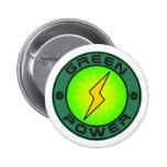 Green Power Pins