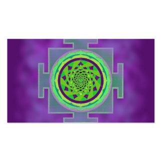 Green Power Yantra Business Card