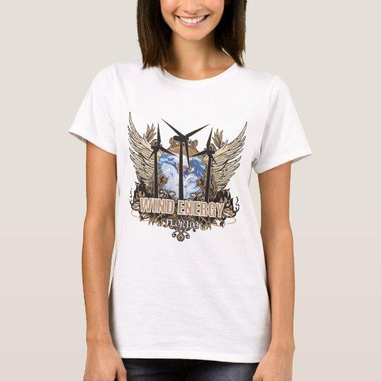 Green Pride Wind Florida T-Shirt