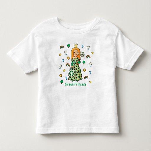 Green Princess Shirt