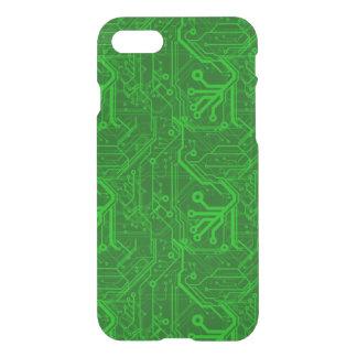 Green Printed Circuit Board Pattern iPhone 8/7 Case