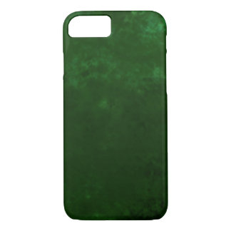 Green printed texture iPhone 8/7 case