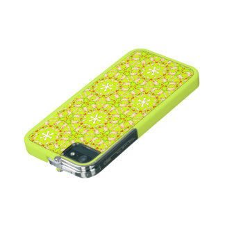 Green Pugs iPhone SE/5/5s Cover