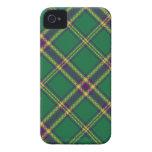 Green/Purple/Gold Tartan Plaid iPhone Case iPhone 4 Case-Mate Case
