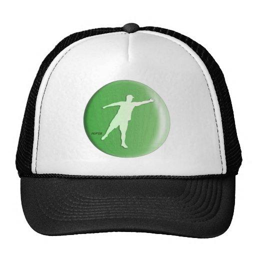 Green Putter Trucker Hat
