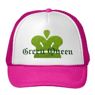 Green Queen Hat! Trucker Hat