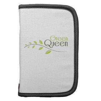 Green Queen Organizer