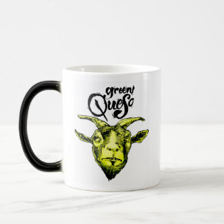 GREEN QUESO BOCK MAGIC MUG