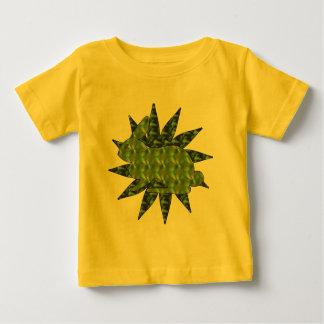 Green Rabbit Baby T-Shirt