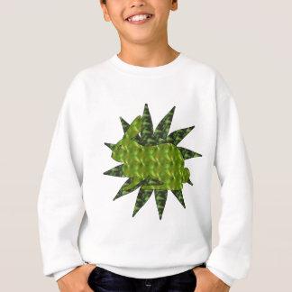 Green Rabbit Sweatshirt