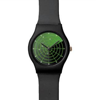 Green Radar Screen Watch