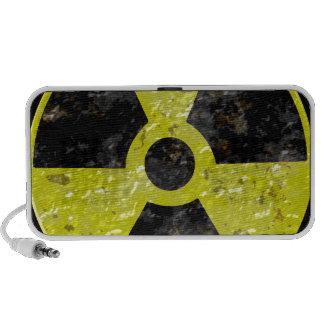 Green Radiation Laptop Speakers