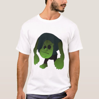 GREEN RAGE MAN T-Shirt