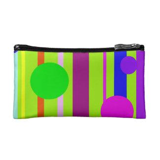 Green Rain Makeup Bag