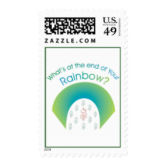 Green Rainbow Products Postage