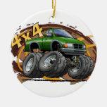 Green Ranger Christmas Tree Ornament