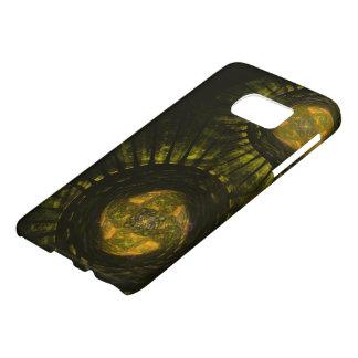 Green Rays Samsung Galaxy S7 Case