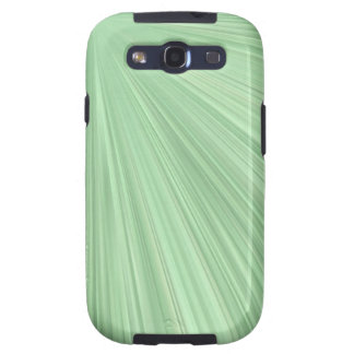 Green Rays Samsung Galaxy S Case
