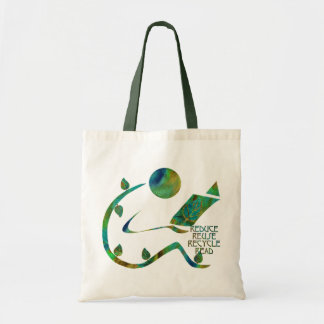 Green Reader 4R Bag