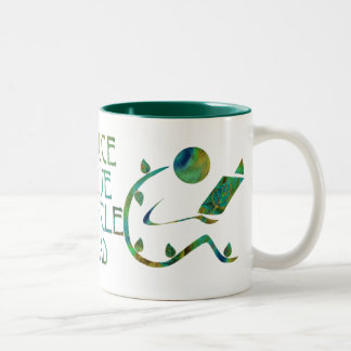 Green Reader + 4R Mug