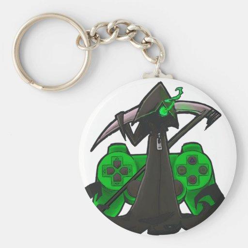 Green Reaper Key Chains