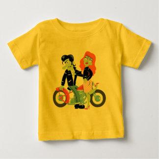 Green Rebel Bikers T-shirt