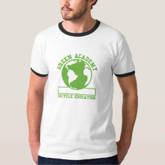 Green Recycle Academy T-Shirt