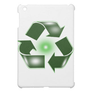 Green Recycle Logo Ipad Speck Case Cover For The iPad Mini