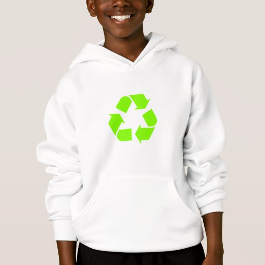 Green Recycle T shirt
