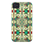 green red holiday fractal blackberry bold covers