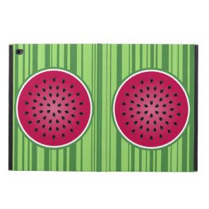 Green Red Watermelon Design Powis iPad Air 2 Case