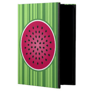 Green Red Watermelon Design Powis iPad Air 2 Case