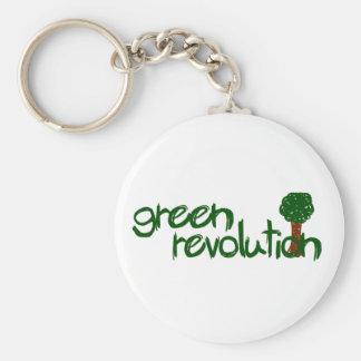 Green Revolution Key Chains