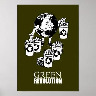 GREEN REVOLUTION POSTER