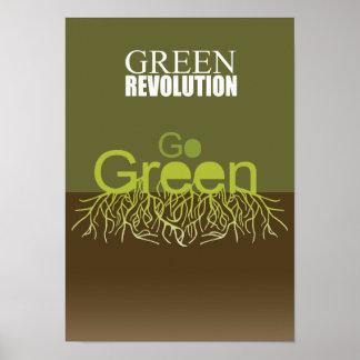 GREEN REVOLUTION POSTERS