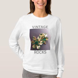 Green Rhinestone Shirt