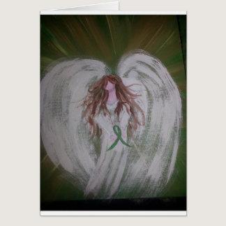 Green Ribbon Angel.jpg Card