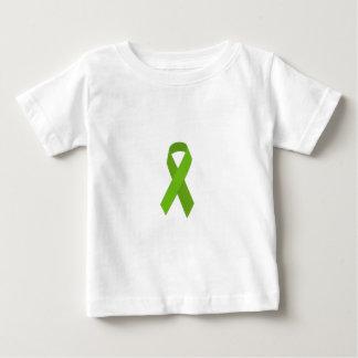 GREEN RIBBON CAUSES MEDICAL ILLNESSES CARING MOTIV INFANT T-SHIRT