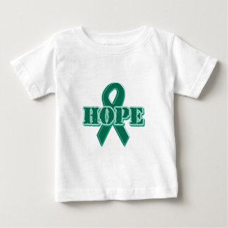 Green Ribbon - Hope Baby T-Shirt