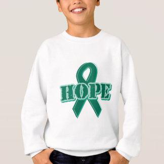 Green Ribbon - Hope Sweatshirt