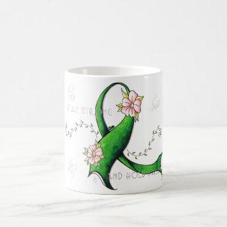 Green Ribbon Lyme Disease Mug