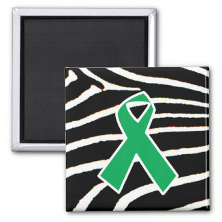 Green Ribbon Magnets